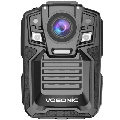群華(VOSONIC)D7執法記錄儀高清紅外夜視便攜式現場記錄儀 錄像機1296P高清 內置32G內存