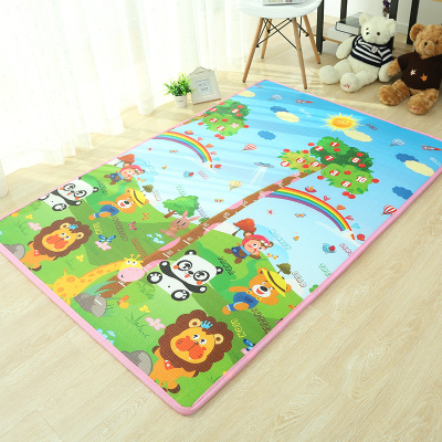 移动专享: Meitoku 明德 加厚儿童游戏垫 17.9元包邮(需用券)