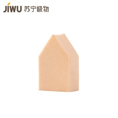 苏宁极物 五角形海绵粉扑(6只装)