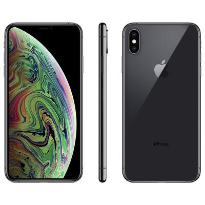 【正品行货】苹果(Apple) iPhone XS 64GB 深空灰 移动联通电信全网通4G智能手机 全面屏