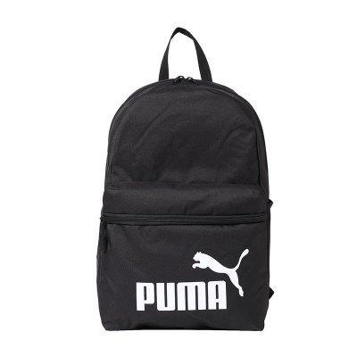 【自營】PUMA彪馬運動包冬季男包女包學生書包旅行背包雙肩包電腦包075487 07548701黑色