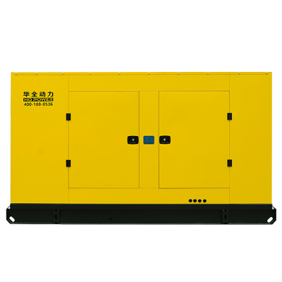 山東濰坊75kw柴油發電機組 小型家用全銅發電機380V 室外用防雨發電機組