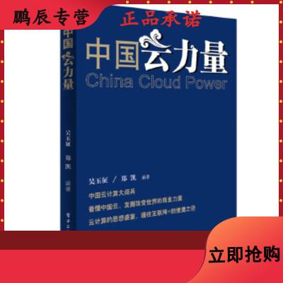 中国云力量 吴玉征 ???9787121285363 电子工业出版社