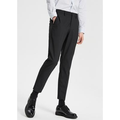 【2件2.5折價:149.8】ME&CITY男裝往季新款商務帥氣西褲商務紳士流休閑褲