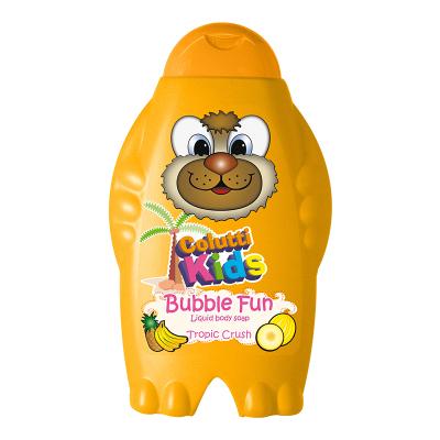 德露寶Colutti Kids原裝進口兒童泡泡樂沐浴露500ml有香味 母嬰幼兒童寶寶專用沐浴乳