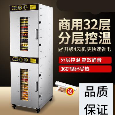 水果烘干機黃金蛋商用 臘腸肉魚藥材牛肉蔬菜干果風干機食品大型