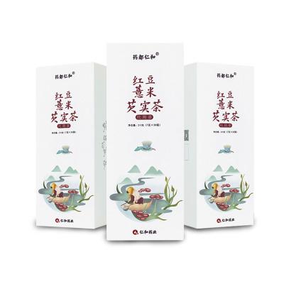 仁和紅豆薏米茶 養生茶苦蕎 保健茶飲 大麥茶薏仁芡實薏仁茶 三盒/90袋*7g 三盒裝630g