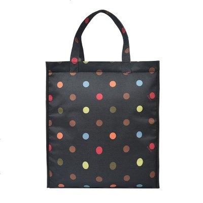 保溫包加厚便當包手提便攜購物袋牛津布保鮮冰包冷藏包媽咪手提包