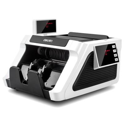 得力(Deli) 點驗鈔機2170 銀行專用點鈔機/驗鈔機 大容量鋰電池 支持2015版人民幣