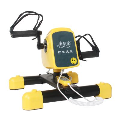康伊家 兒童電動康復機腳踏車訓練器上下肢腿部鍛煉康復訓練器材器械主被動防痙攣 5歲以下兒童標配 006B