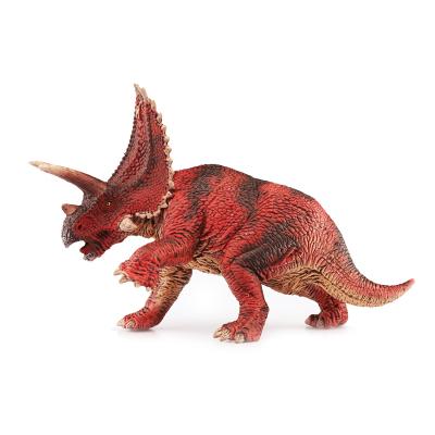 玩模樂兒童仿真恐龍塑料模型玩具實心塑膠霸王龍暴龍侏羅紀公園3歲以上適用