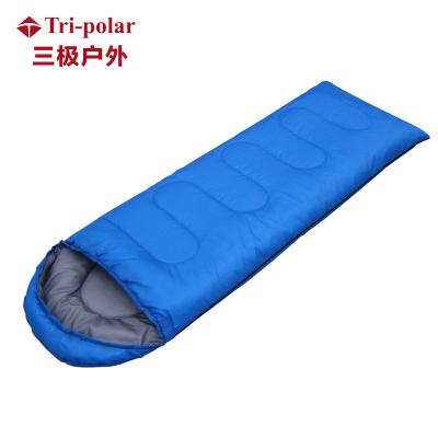 三極戶外(Tripolar) TP2914 三極戶外野營露營超輕便攜成人信封睡袋單人室內 春秋款棉睡袋
