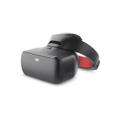 大疆创新DJI GOGGLES飞行眼镜竞速版 航拍飞行器 FPV视角 无线遥控无人机VR虚拟眼镜