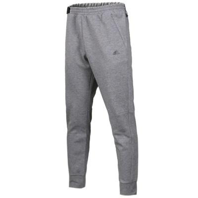 阿迪達斯(adidas) 男收口小腳運動針織長褲 DM5188