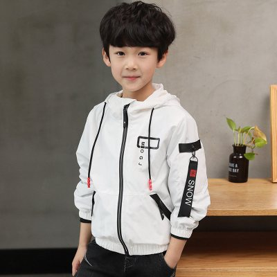 抹炫(MOXUAN)童装男童外套秋装2019新款儿童棒球服休闲夹克中大童洋气韩版潮衣