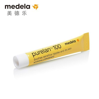 美德乐medela乳头保护纯羊脂膏7g 1个