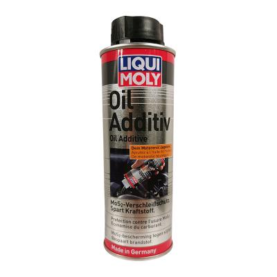 力魔(LIQUI MOLY) Oil Additiv 發動機潤滑劑 / 機油添加劑 200ml