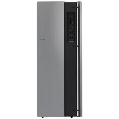 聯想(Lenovo)天逸510Pro九代酷睿高性能娛樂 商務家用高效辦公分體機臺式電腦主機 (I3-9100 8G 1T+256GB ) 單主機
