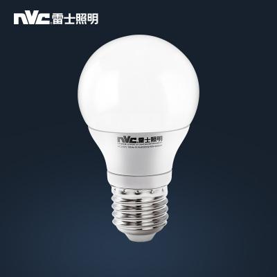 雷士照明NVC LED光源燈泡 家用螺口燈泡球泡燈E27螺口燈泡