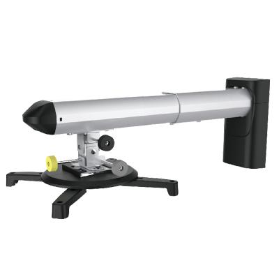 TOPSKYS PB053B投影儀支架投影掛架前投式短焦固定投影機墻壁掛架伸縮旋轉投影支架