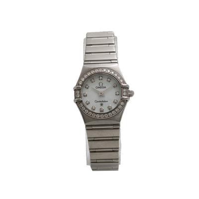 【二手95新】歐米茄OMEGA星座系列1460.75.00女表石英奢侈品鐘手表腕表