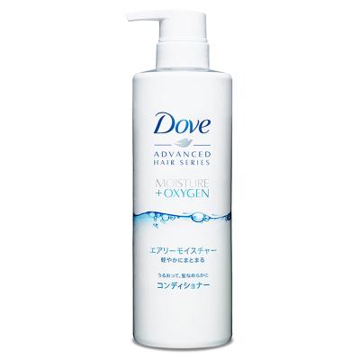 多芬(DOVE)空氣豐盈保濕潤發精華素480g 滋養 護發素/乳 深層修護 【聯合利華】