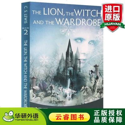 獅子女巫與魔衣櫥 英文原版小說 The Lion the Witch and the Wardrobe 納尼亞傳奇2