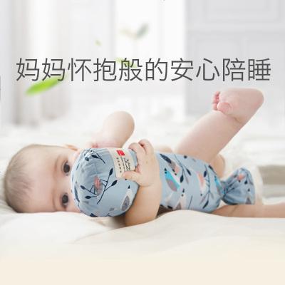 babycare 寶寶安撫枕嬰兒多功能睡覺抱枕兒童玩具 透氣新生兒枕頭