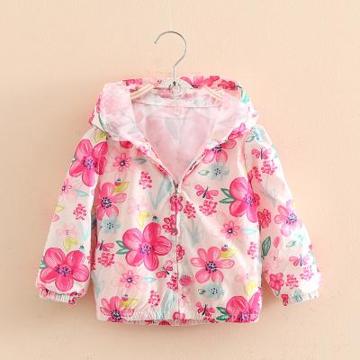 女童防曬衣2020新兒童夏天外套薄款女寶寶開衫 臻依緣