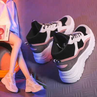 百慕愛BAIMUAI2019秋冬透氣時尚女士舒適防滑防水短靴女靴休閑鞋棉鞋9908
