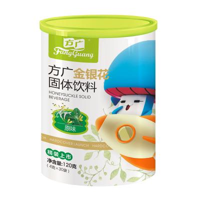 方广 金银花固体饮料 原味120g/盒装 冲调 (辅食添加初期以上)