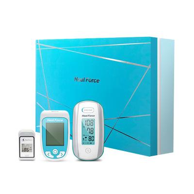 力康(Heal Force)力康家用健康大禮包測血壓計血氧儀血糖尿酸膽固醇三合一檢測儀