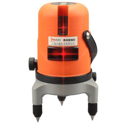 吉米家居 JM-G25012X 2线激光水平仪 防摔红外线投线仪 强光打线仪 夏普灯管送充电器电池眼镜