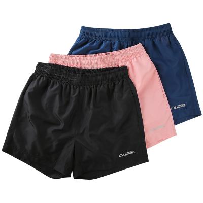 骆驼女装短裤2020年新款男士夏季新款跑步短裤薄款女士宽松透气耐磨运动裤子