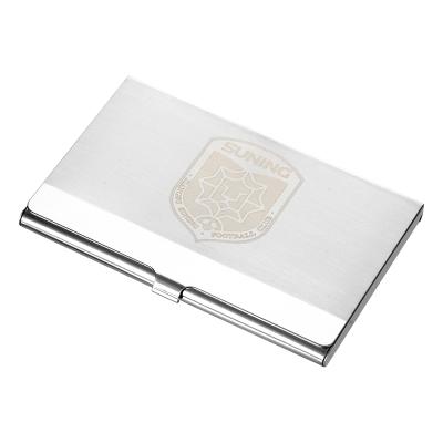 苏宁足球俱乐部名片盒