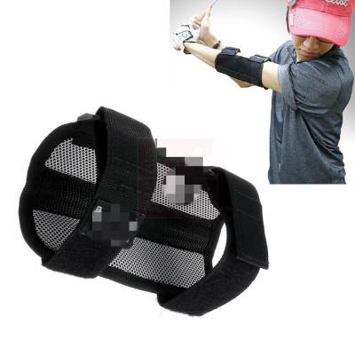 高爾夫球曲臂警覺矯正器揮桿練習器固定訓練糾正上課教學器材蘇寧放心購定制產品