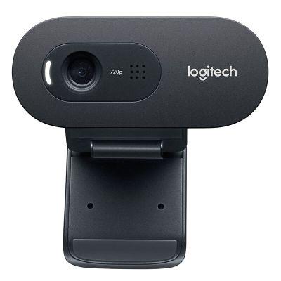 罗技(Logitech)C270I 智能电视/电脑高清网络摄像头支持IPTV高清台式电脑带麦克风直播主播