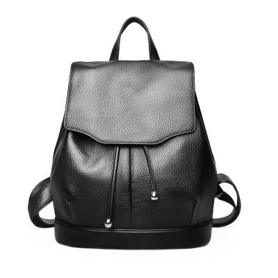 新款女士雙肩背包小背包小包包軟面運動包休閑包書包時尚女雙肩包