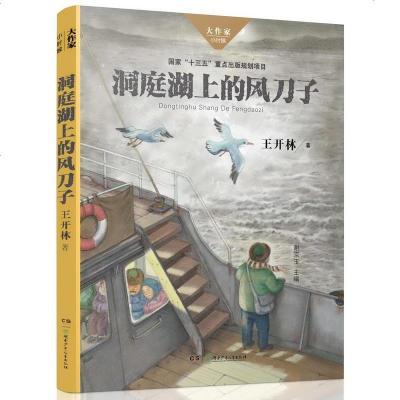 0905洞庭湖上的风刀子/大作家·小时候系列