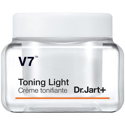 【懒人素颜霜】Dr.Jart+ 蒂佳婷 V7维生素 焕白淡斑 素颜面霜 50ml/瓶 均匀肤色 任何肤质通用