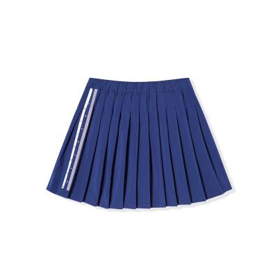 361° 兒童女中大童舒適百搭梭織短裙時尚潮童休閑梭織短裙