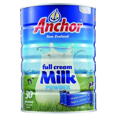 安佳(Anchor)调制乳粉900g/罐 新西兰进口 奶粉 (新老包装交替发货)