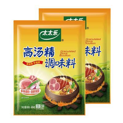 太太樂高湯精454gx2袋火鍋提鮮 調味廚房調料