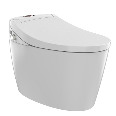 BJB便潔寶智能馬桶 潔身器 全自動家用一體式即熱沖洗烘干電動洗屁坐便器