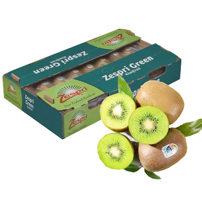 【有檢疫證】智利佳沛綠果27枚約110g  進口奇異果綠心獼猴桃 新鮮水果