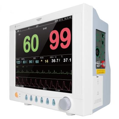 力康多參數心電檢測儀PC-9000B 家用醫用全程 心電圖儀 監護儀