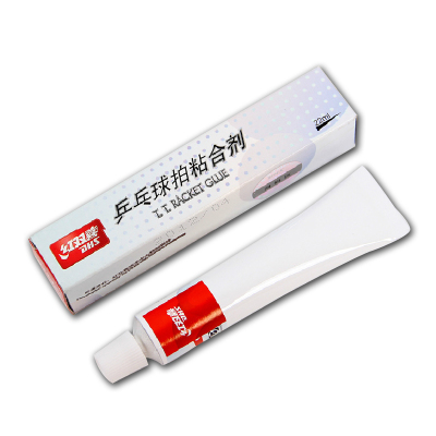 紅雙喜乒乓球拍膠水膠皮用膠水22ml毫升膠皮膠水粘合劑