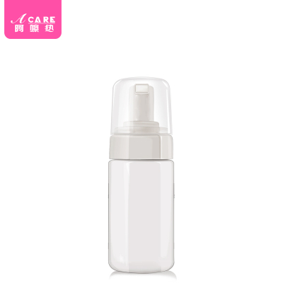100ml 1個#慕斯起泡瓶旅行分裝按壓式沐浴露瓶子洗手液洗面奶泡沫空打泡器化妝包