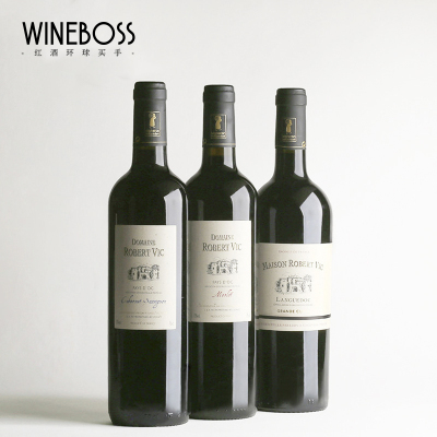 拉莫德 赤霞珠干红葡萄酒 法国原瓶原装进口红酒干红葡萄酒进阶装