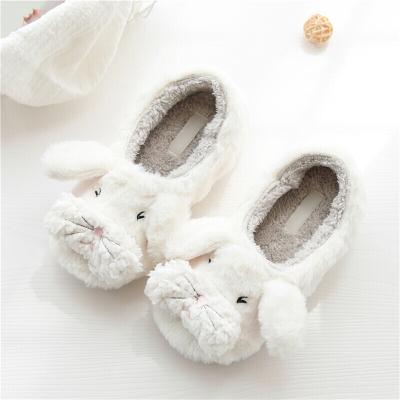 月子鞋秋冬季包跟可爱孕产妇鞋产后棉拖鞋女室内保暖月子拖鞋厚底